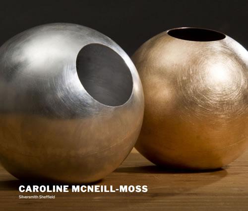 Caroline McNeill-Moss Silversmith Sheffield