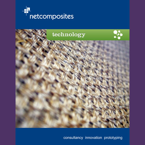 Brochure cover for netComposites