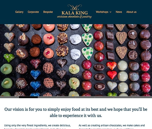 Kala King Artisan Chocolate Maker