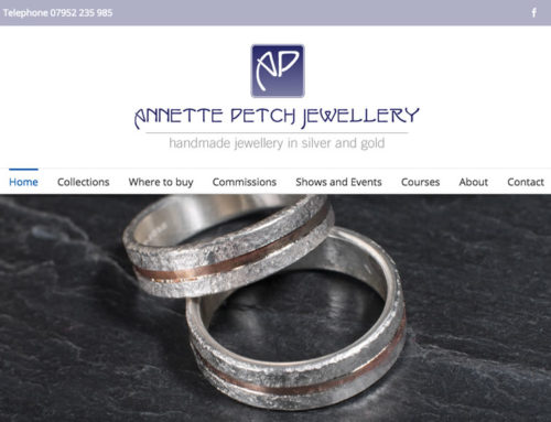 Annette Petch Jewellery