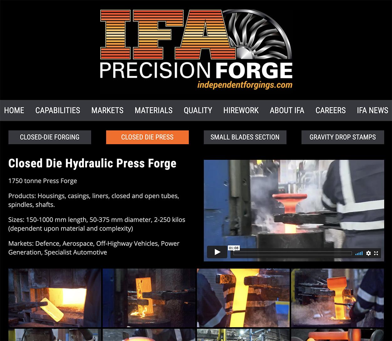 ifa website