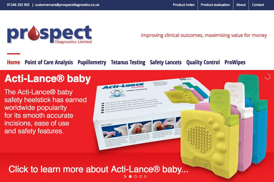 prospect diagnostics