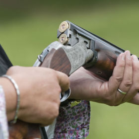 Client: Derbyshire Charity Clay Shoot