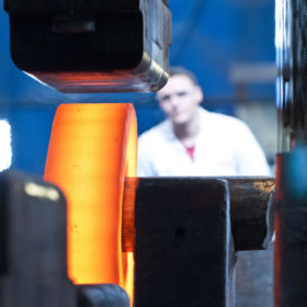 Client: Independent Forgings & Alloys