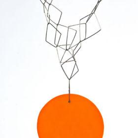 Pendant necklace by Heather McDermott