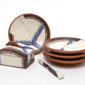 Tableware by Victoria Dawes