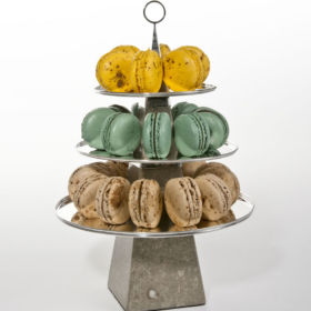 Victoria Radcliffe silver cake stand